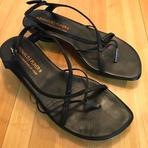 Donald J. Pliner Strappy Wedge Sandal